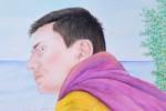 portrait par françois F., aquarelle